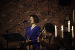 Sanna Mansikkaniemi & Camilo Pajuelo